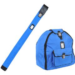 ナイロン略式竹刀袋+ナイロンリュックボストン防具袋